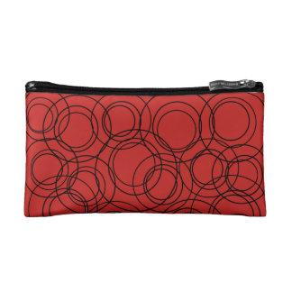 Circles Makeup Bag