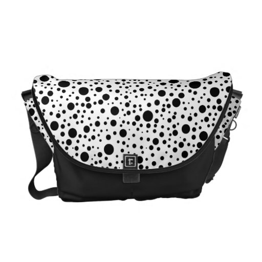 Circles Courier Bags
