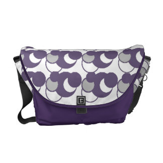circles Messenger Bag