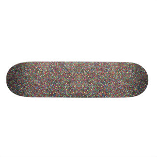 Circles of Madness skateboard