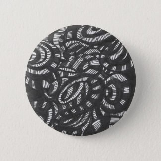 circles of your mind 6 cm round badge