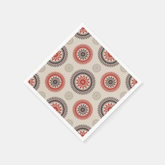 CIRCLES Paper Napkin