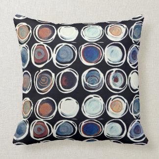 Circles Throw Cushion