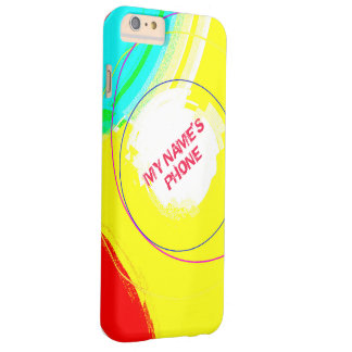 Circling on by.. barely there iPhone 6 plus case