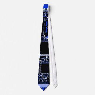 Circuit Blue 2  tie