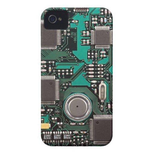 Circuit board blackberry case