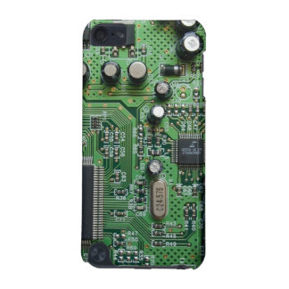 Circuit Board Ipod Case iPod Touch (5th Generation) Covers