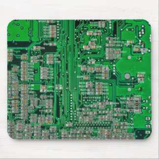 Circuit Board Mouse Pad