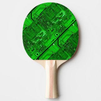 Circuit Board Paddle - Green
