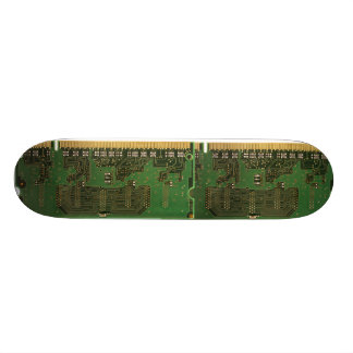 circuit board skateboard
