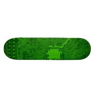 Circuit Board 20 Cm Skateboard Deck