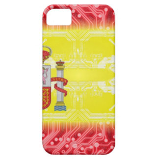 circuit board spain iPhone 5 cover
