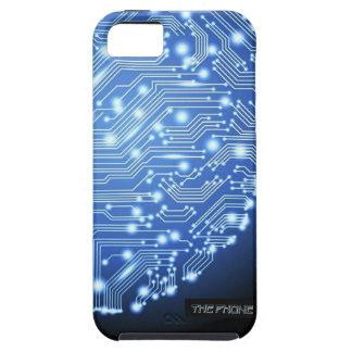 circuit designed iphone case