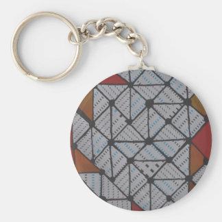 Circuit grid key ring