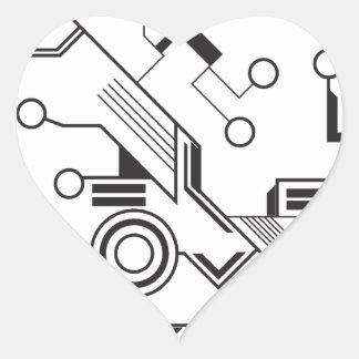 Circuit Sticker