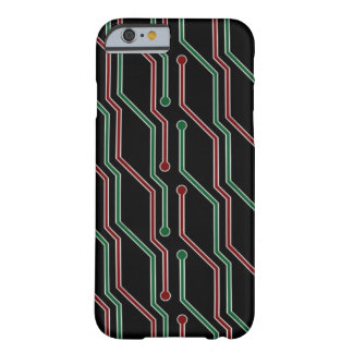 Circuitboard Barely There iPhone 6 Case