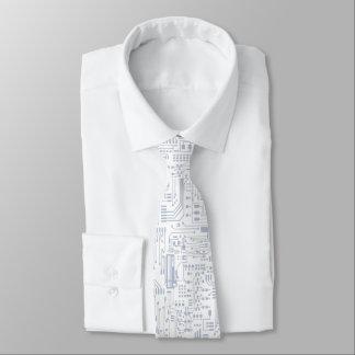 Circuitry White Tie