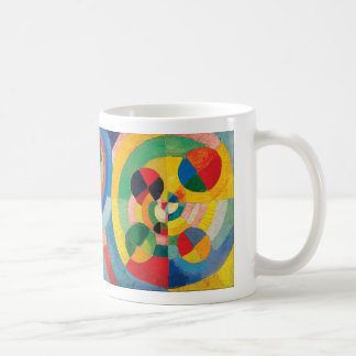 Circular Forms by Robert Delaunay Coffee Mug