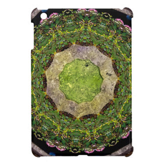 Circular Garden iPad Mini Covers