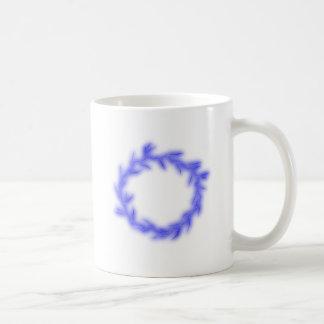 Circular Lightning Coffee Mug