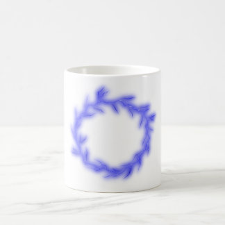 Circular Lightning Coffee Mug