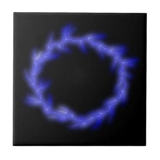 Circular Lightning Tile