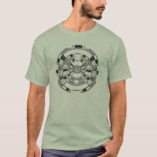 Circular Maze T-Shirt