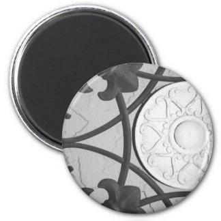 Circular Medallion magnet