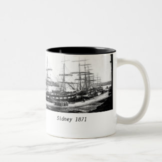 Circular Quay 1871 Two-Tone Coffee Mug