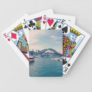 Circular Quay Poker Deck