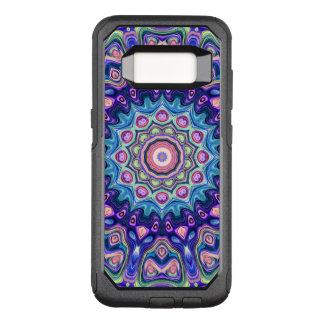 Circular Spectral Kaleidoscope OtterBox Commuter Samsung Galaxy S8 Case