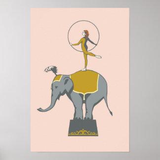 Circus Act Poster