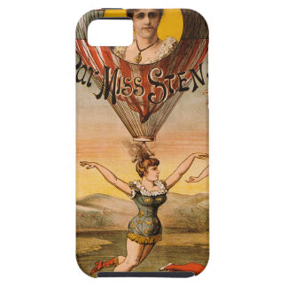 circus art iPhone 5 covers