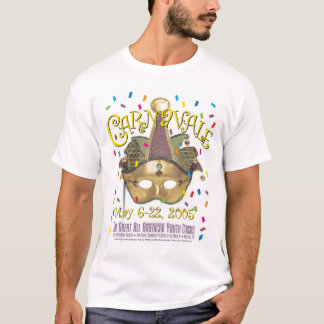 Circus Carnavale 2005 (with logo) T-Shirt