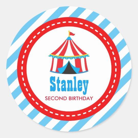 Make A Circus Tent Craft