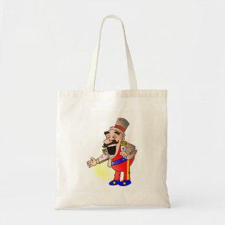 Circus Chef Tote Bag