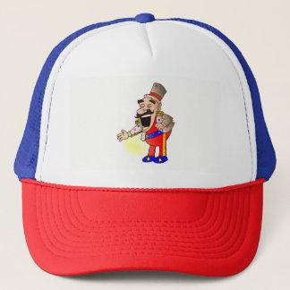 Circus Chef Trucker Hat