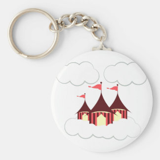 Circus Clouds Keychains
