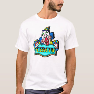 Circus Clown T-shirts