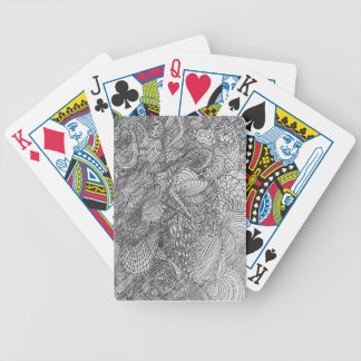 Circus Dream Bicycle Playing Cards
