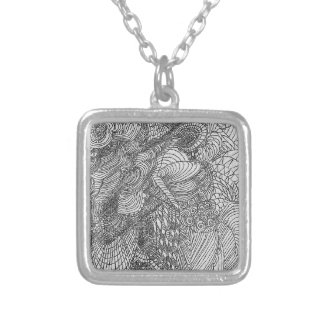 Circus Dream Silver Plated Necklace
