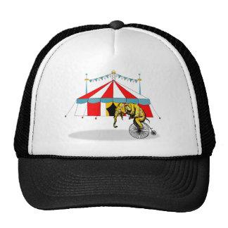 Circus Elephant Gifts Cap