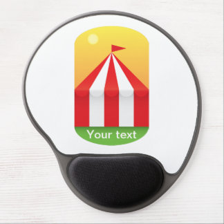 Circus Gel Mouse Pad