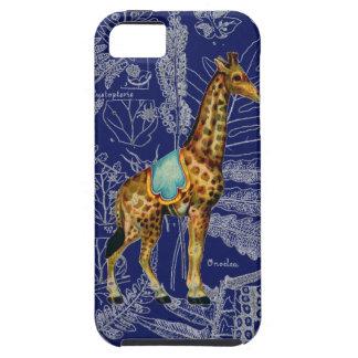 Circus Giraffe and Botany Case
