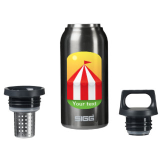 Circus Insulated Water Bottle