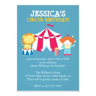 Circus Announcements
