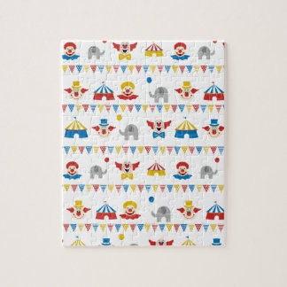 Circus Jigsaw Puzzle