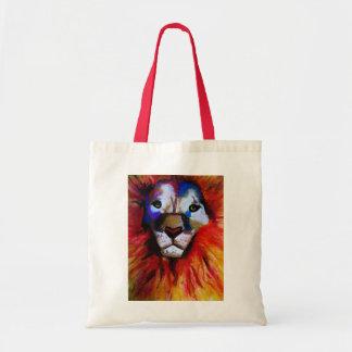 Circus Lion Tote