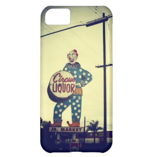 Circus Liquor iPhone 5C Cases