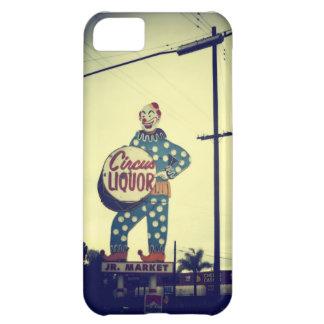 Circus Liquor iPhone 5C Case